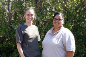 Jocelyn Anderson & Zulfa Booth