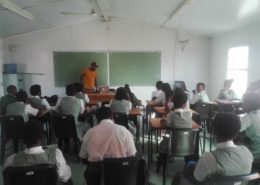 Lwandle classes