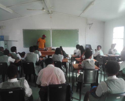 Lwandle classes
